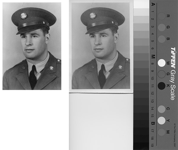 Creating a digital archive for old photos and documents?