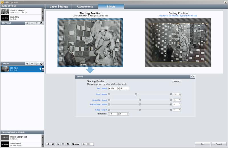 proshow slideshow software
